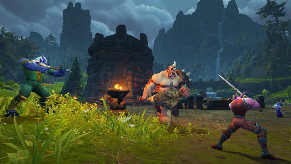Exiles Reach Screenshot